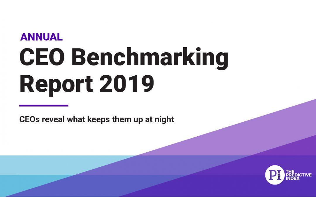 CEO Benchmark Report 2019