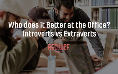 Who does it Better at the Office? Introverts vs Extraverts