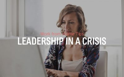 How to Exercise Leadership During a Crisis