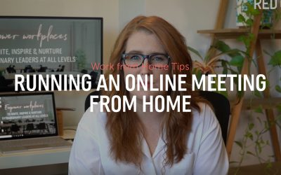 How to Effectively run an Online Meeting from Home